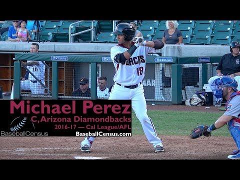 Michael Perez, C, Arizona Diamondbacks