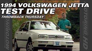 Throwback Thursday: The 1994 Volkswagen Jetta