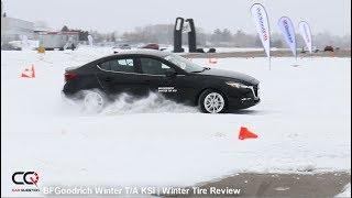 BFGoodrich Winter T/A KSI : Evolution for the best!   Winter Tires Review!