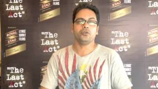Director's experience- Anurag Goswami