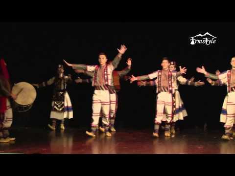Сольный концерт ансамбля Армстайл 17 мая 2015 года полная версия