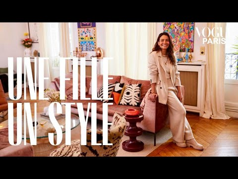 Maeva Marshall shares her skincare and makeup routine  Beauty Secrets  Vogue Paris