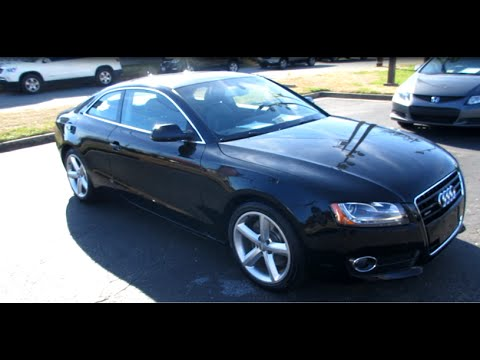 2010 Audi A5 Premium Plus 3.2 Quattro Walkaround, Start up, Full tour and Overview