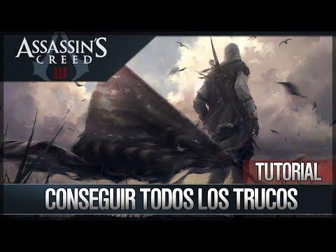 Assassin's Creed 3 - Colección - Secretos - Todos los trucos desbloqueados - Tutorial