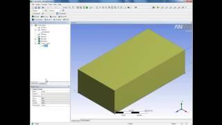 Видеоурок CADFEM VL1231 - К расчету ветровых воздействий на конструкции в ANSYS Fluent