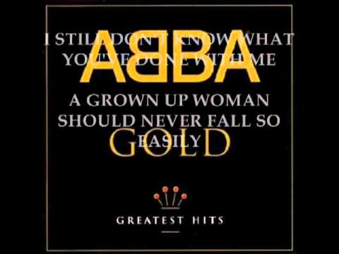 ABBA Gold Greatest Hits Lay All Your Love On Me with Lyrics  YouTubeflv