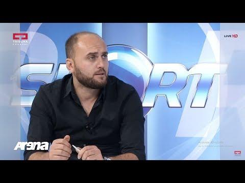 ARENA - Intervista - Ardian Llumnica