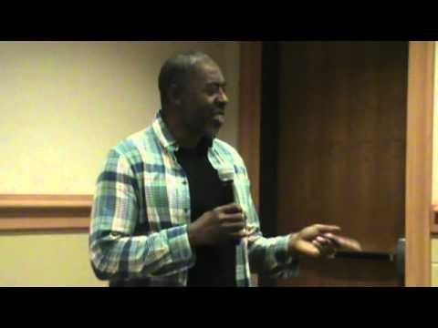 Ernie Hudson Q n' A Panel (Ghostbusters, The Crow) Bangor Comic Con 2015