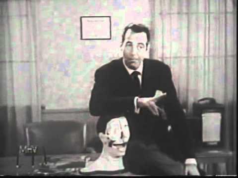 Gerald Mohr Explains Psychorama (1959)