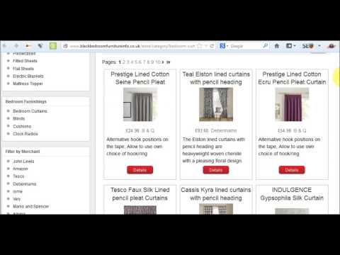 Bedroom Curtains Sale - The Latest Curtains Sales Prices