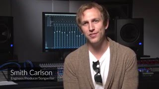Smith Carlson Talks PreSonus Sceptres