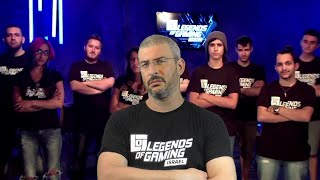נימרוד נגד Legends of Gaming Israel