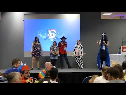 UK PonyCon 2017 - Opening Ceremony
