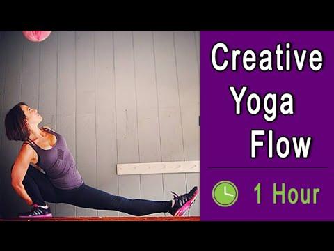 power Yoga Workout 1 hour yoga flow