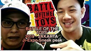 Battle Of The Toys 2019 Jakarta - Sneak Peak On Location