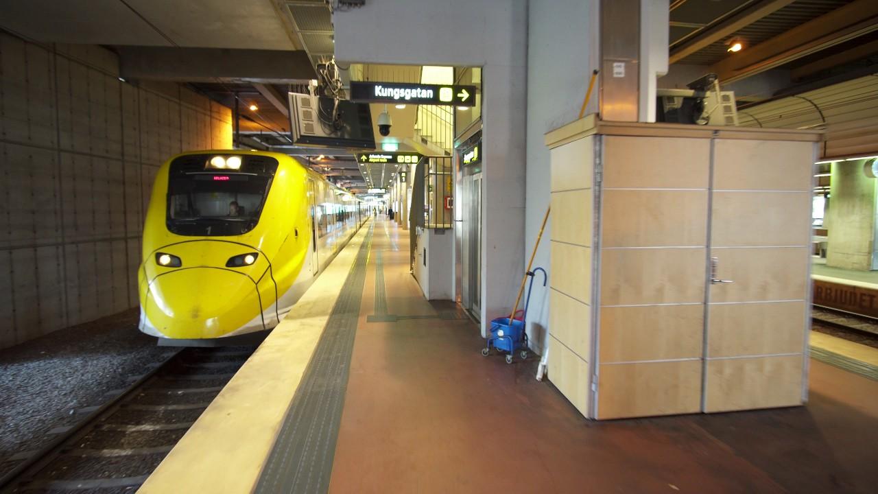 arlanda express stockholm central