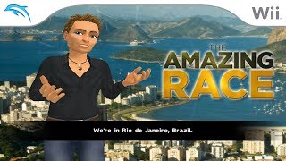 The Amazing Race | Dolphin Emulator 5.0-8101 [1080p HD] | Nintendo Wii