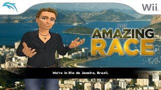 The Amazing Race | Dolphin Emulator 5.0-8101  1080p Hd  | Nintendo Wii