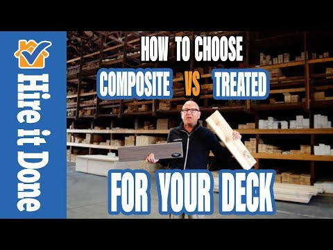 How To Choose The Best Materials For Your Deck