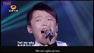Bài hát của cậu bé 13 tuổi khiến cả thế giới phải suy ngẫm..