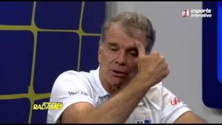 Bernardinho elogia Thaisa e conta história sobre o início da carreira da atleta