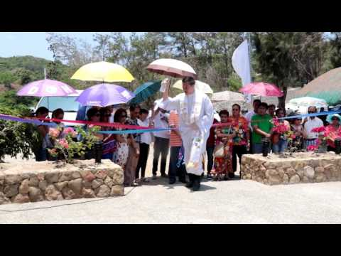 Sons & Daughters Of Bangui 2017. Ribbon Cutting Of Viewdeck Extention and Marker