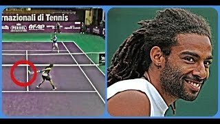 Flashy Skills and Points In Tennis (HD)