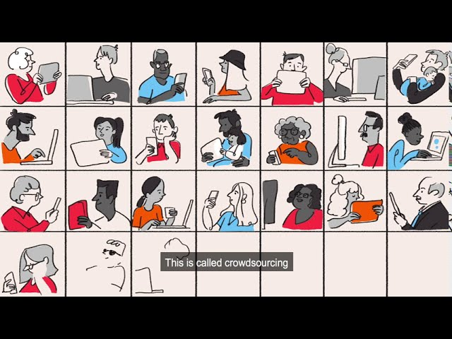 Let your project find strength in numbers... with crowdsourcing!