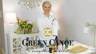 Kosmetyczne podsumowanie 2017 - Kosmetyki do włosów. GREEN CANOE STYLOWO.
