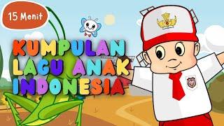 15 Menit Lagu Anak Indonesia Populer Lintang Media Vol 2