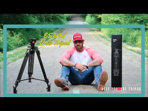 Tripod Review  Best YouTube Tripod   ESDDI VT-60 Tripod Review  ™Rmit Sharma - OFFICIAL