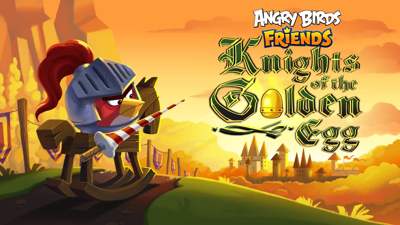Angry Birds - Use this guide to find all of the golden ...
