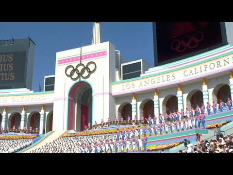Los Angeles will host the 2028 Summer Olympics