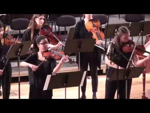 Corelli Christmas Concerto 2 violins and cello Camerata Gareguin Aroutiounian