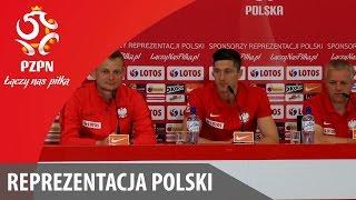 Konferencja reprezentacji Polski (27.05.2016)