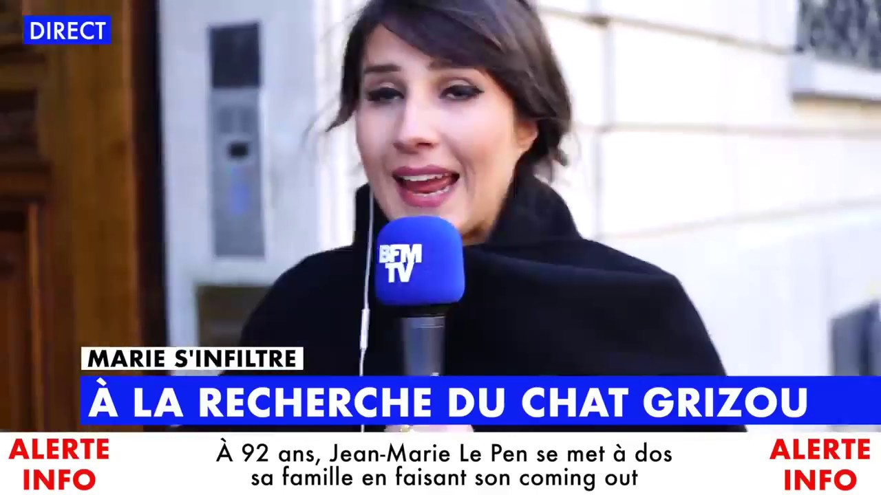 LES JOURNALISTES - Marie s'infiltre ft. BFMTV