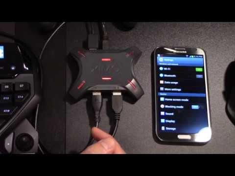 Pairing XIM4 To Your Phone / PC