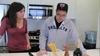 Serious Eats Cooks Cacio e Pepe With Dale Talde