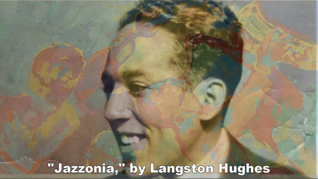 Essay papers on langston hughes poems