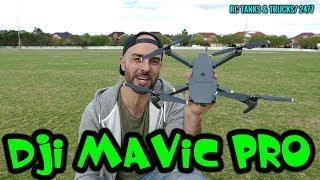 DJI MAVIC PRO - Fly More Combo Unboxing, In-Depth Look & Flight Footage