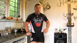 PoMocny - Separacja mięśni nóg, a trening aerobowy