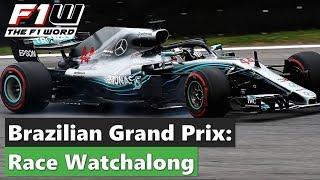 Brazilian Grand Prix: Race Watchalong