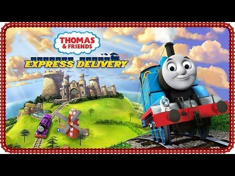 Thomas & Friends: Express Delivery - Train Adventure Best Kids ...