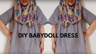 ✄ Diy Babydoll Dress