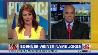CNN: Name game: Boehner vs. Weiner thumbnail