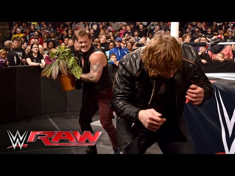 "Stephanie McMahon cancels ""The Ambrose Asylum"": Raw, May 2, 2016"