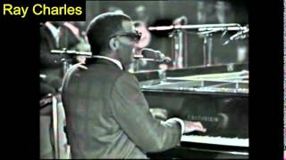 Ray Charles - What'd I say - (live 1968)