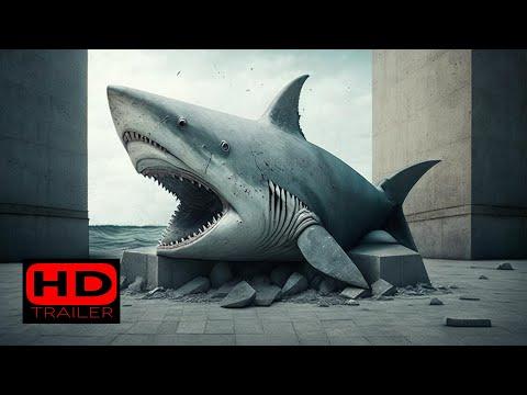 コンクリートサメ.映画の予告編 / Concrete Shark. Trailer / Бетонная акула. Трейлер (2020)
