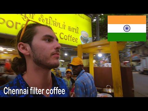 $0.20 Filter Coffee in INDIA | Chennai, Tamil Nadu