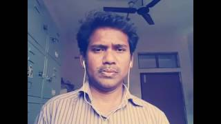 Ramesh singing in female voice from nuvve nuvve